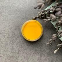Акриловая пудра в баночке № 10 (желтая), 1 г