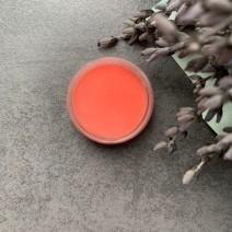 Акриловая пудра в баночке № 19 (неоново-персиковая), 1 г