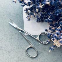Ножницы маникюрные для кутикулы и ногтей
