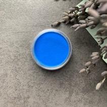 Акриловая пудра в баночке № 8 (синяя), 1 г