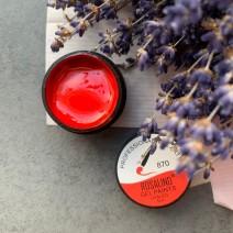 Гель-краска Rosalind, красная, 5 мл