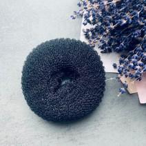 Бублик черный, 10 см