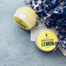 Ремувер-крем для снятия наращенных ресниц A.V.A, Lemon, 15 г