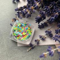 Камифубики (конфетти) в баночке, №2