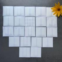 Набор трафаретов для френча, 21 лист