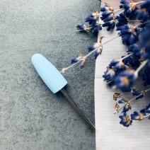 Насадка силикон-карбидная для полировки, диам.: 10Х23 мм, голубая
