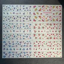 Слайдер-дизайн большой лист (w 001-006)