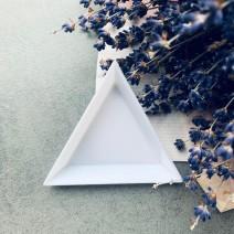 Пластиковый треугольник для страз