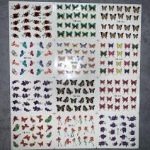 Слайдер-дизайн большой лист (YB 001-012)