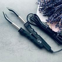 Щипцы Loof для наращивания волос без терморегулятора (постоянная температура)