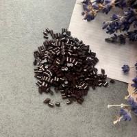 Кератин для наращивания волос коричневый 10 г