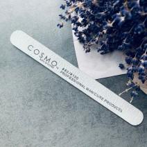 Пилка Cosmo тонкая прямая серая 80-100