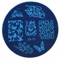 Круглый диск для стемпинга JQ-13