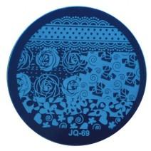 Круглый диск для стемпинга JQ-69