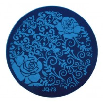 Круглый диск для стемпинга JQ-73