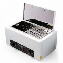 Сухожаровой шкаф для стерилизации маникюрных инструментов RuNail