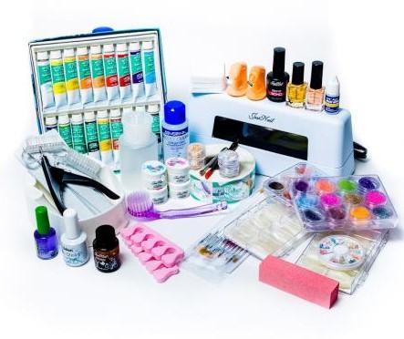 материалы для маникюра и педикюра
